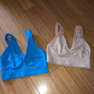 5/$25 bundle sports bras new
